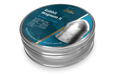 Airgun pellets H&N RABBIT MAGNUM II 5.5mm-1