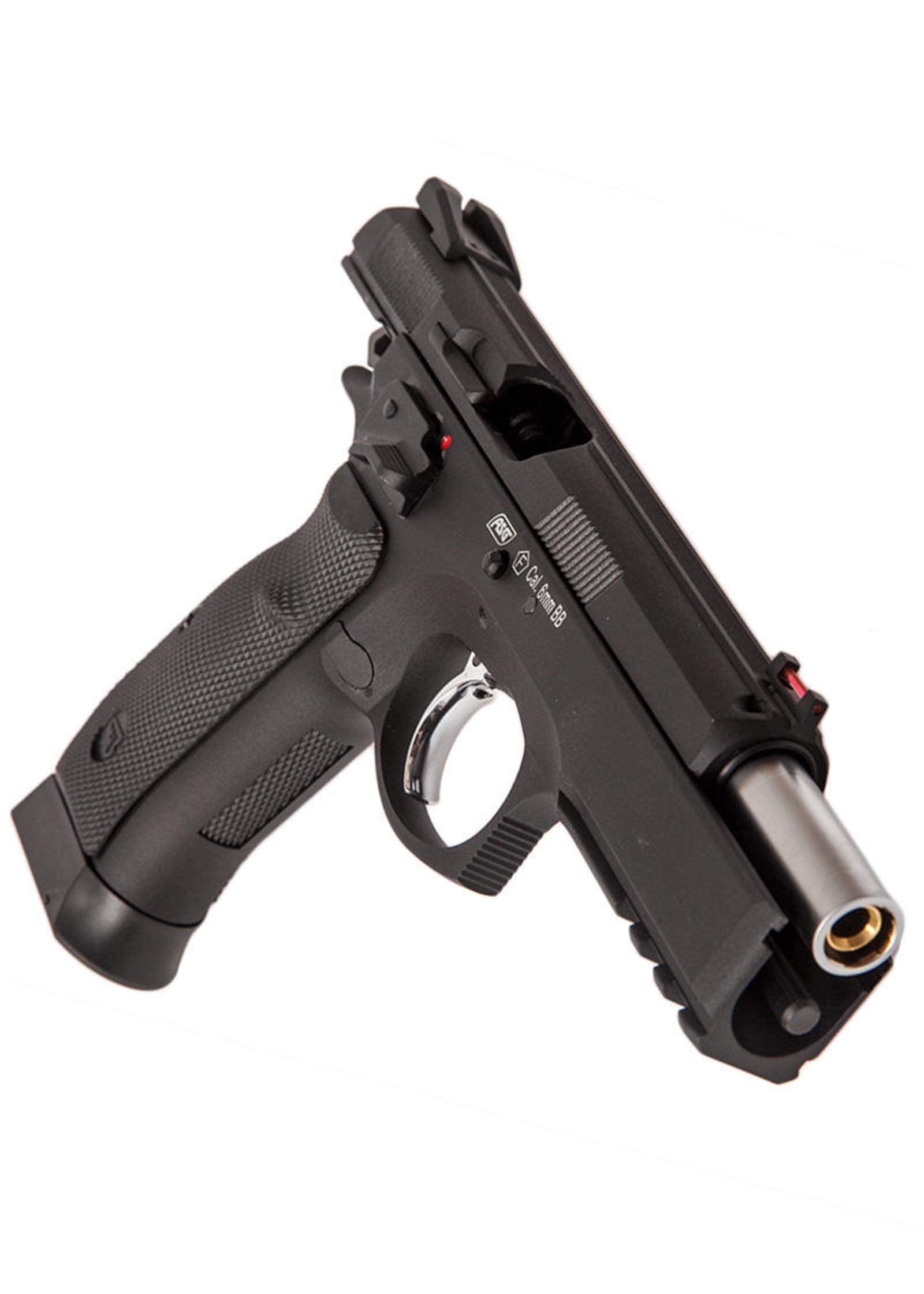 ASG CZ SP-01 SHADOW AIRSOFT pištolj full metal --AKCIJA