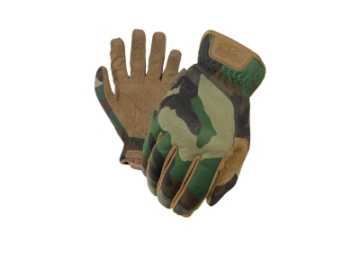 Mechanix FASTFIT Woodland taktičke rukavice (L)-1
