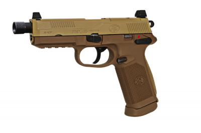 FN FNX-45 Tactical GBB airsoft pištolj FDE-1