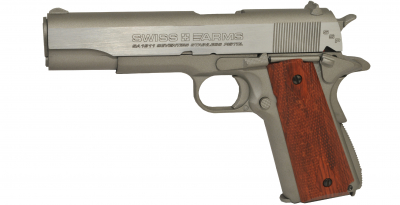 SA 1911 SEVENTIES STAINLESS zračni pištolj-1