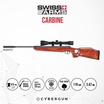 SWISS ARMS Carbine zračna puška-1