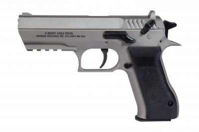 Baby DESERT EAGLE Silver airsoft pištolj-1