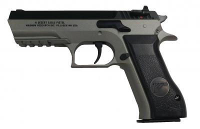Baby DESERT EAGLE Dual Tone Silver airsoft pištolj-1