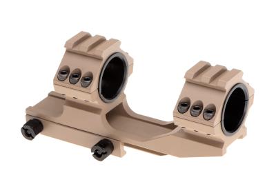 Aim-O Top Rail 25.4mm / 30mm Mount Base Desert-1