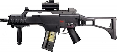 HECKLER & KOCH G36 C airsoft replika-1