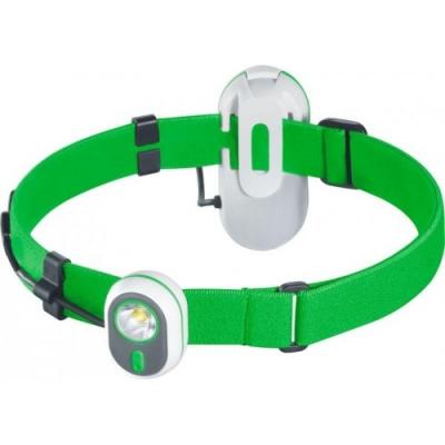 ALPINA SPORT AS01 Naglavna Lampa (zelena)-1