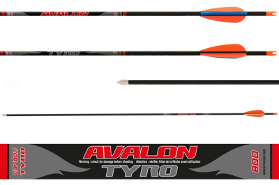 Avalon Tyro karbonska strijela 30 spine 800-1
