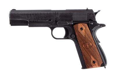 Auto Ordnance 1911 Fly Girl GBB airsoft pištolj-1