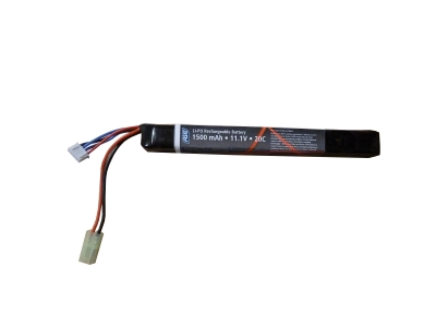 ASG LiPo 11.1V/1500mAh stick baterija-1