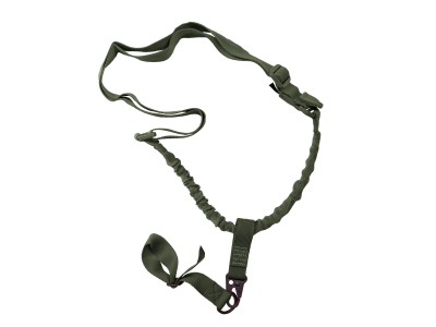 BUNGEE SLING SINGLE POINT REMEN (OD GREEN)-1
