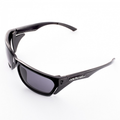 COLD STEEL Battle Shades Mark-III Lo-Pro Sunglasses (Gloss Black) Polarized zaštitne naočale-1