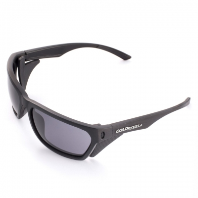 COLD STEEL Battle Shades Mark-III Lo-Pro Sunglasses (Matte Black) Polarized zaštitne naočale-1