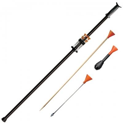 COLD STEEL BIG BORE BLOWGUN 4FOOT PROFESSIONAL-1