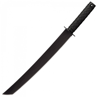 COLD STEEL Tactical Wakizashi Machete (With Sheath) Clampack-1