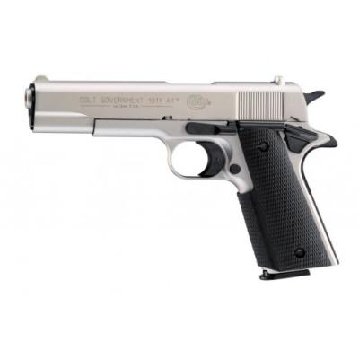 Colt Government 1911 A1 NICKL-1