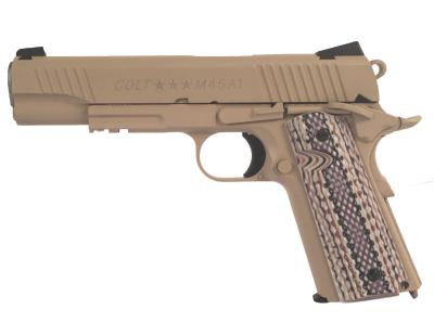 COLT 1911 M45A1 TAN airsoft pištolj-1