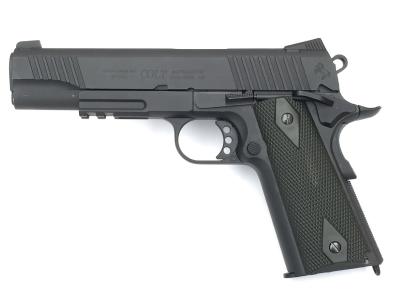 COLT 1911 Rail gun ® Black Matt airsoft pištolj-1
