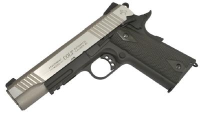 COLT 1911 Rail Gun ® CO2 Dual Tone airsoft pištolj-1