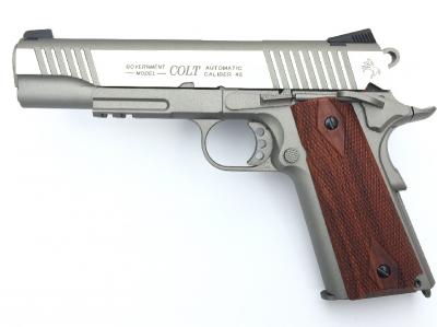 COLT 1911 Rail Gun® CO2 Stainless airsoft pištolj-1