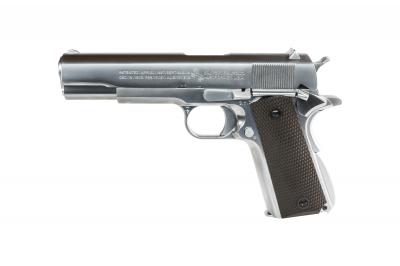 Colt 1911 Silver airsoft pištolj-1