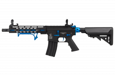 Colt M4 Hornet Blue Fox airsoft replika-1