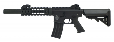 Colt M4 Silent ops airsoft replika-1