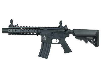Colt M4 Special Forces FULL METAL airsoft replika-1