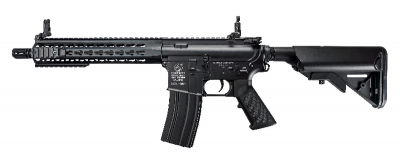 Colt M4A1 FULL METAL Mid Length Keymod airsoft replika-1
