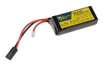 Electro River™ LiPo 11,1V 1500mAh 20/40C baterija-1