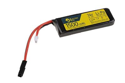 Electro River™ LiPo 7,4V 1500mAh 20/40C baterija-1