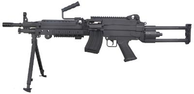 FN M249 AEG airsoft strojnica-1
