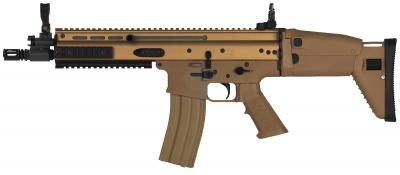 FN SCAR Dark Earth airsoft replika-1