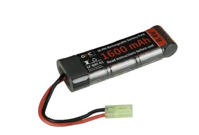 GFC Energy NiMH 8,4V 1600mAh baterija-1