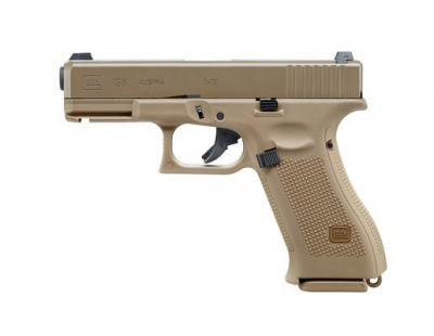 GLOCK 19X airsoft pištolj Gas-1
