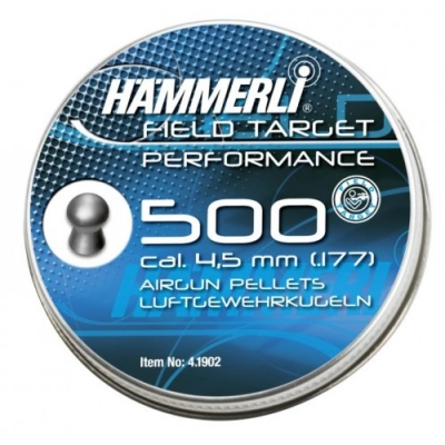 Dijabola Hammerli Field Target Performance 4.5 mm (0.177) -1