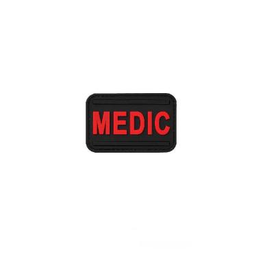 JTG medic black gumena oznaka-1