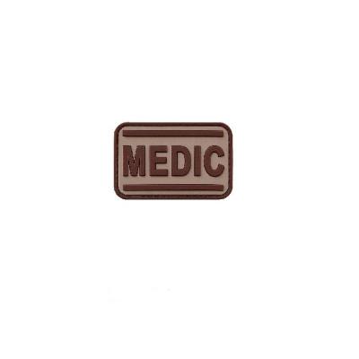 JTG medic desert gumena oznaka-1
