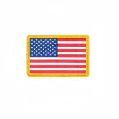 JTG patch US flag gumena oznaka-1