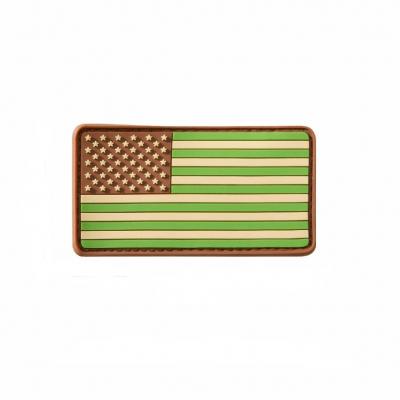 JTG US flag multicam gumena oznaka-1