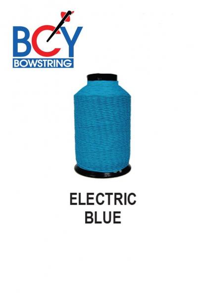 Materijal za tetivu dacron BCY B55 ELECTRIC BLUE 1/4 LBS -1