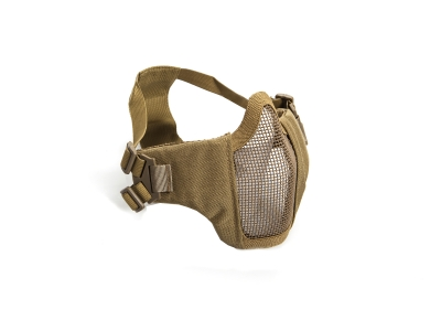 MESH MASKA CHEEK PAD (TAN)-1