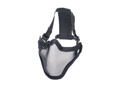 Metal mesh maska (crna)-1