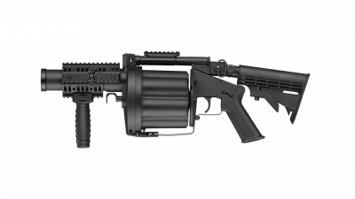 MGL Multiple Grenade Launcher AIRSOFT-1