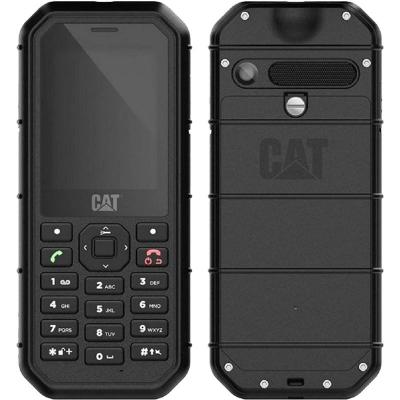 Mobitel CAT® B26, Dual SIM, crni -1