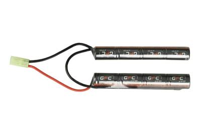 NiMH 9,6V 1600mAh 2-module baterija-1
