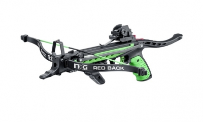 NXG Red Back Crossbow samostrel (zeleni)-1