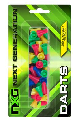 NXG strelice za puhaljku 36 pcs-1