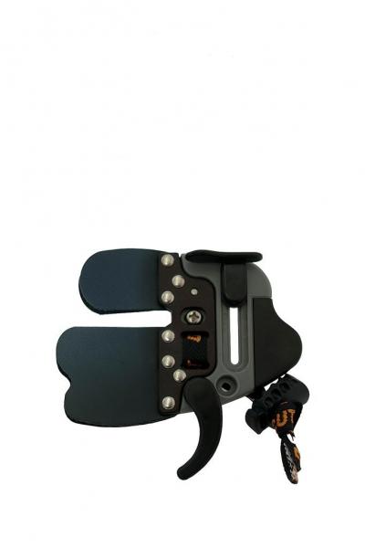 Decut OLYMPIC RECURVE tab štitnik za prste (M)-1