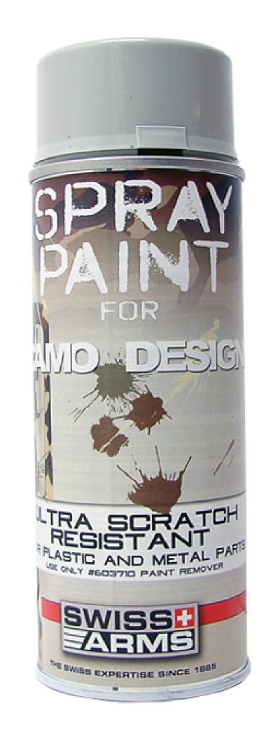 Paint 400ml Grey color za metalne i plastične pištolje-1
